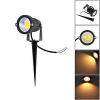 Светодиодный грунтовый светильник VITO LAGOS-LED 5W 230V 3000K