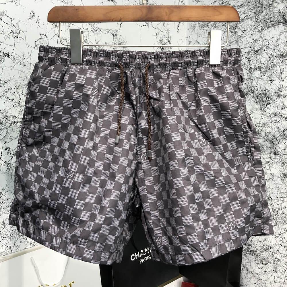 1ab013fa0850c Шорты Louis Vuitton Swimming Trunks Damier Graphite, Реплика ...