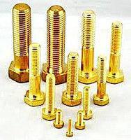 Болт М18 ГОСТ 7805-70, DIN 931. DIN 933 из латуни, фото 2
