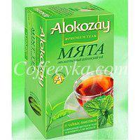 Чай черный Alokozay Мята 25 ф/п * 2г