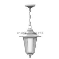 Светильник садово-парковый Begonya-3 IP44 белый Е27 подвес