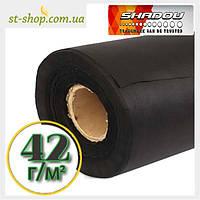 """Агроволокно """"SHADOW"""" плотностью 42г/м2 (3,2*100м черное), фото 1"""