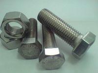 Болт М20*60 DIN 933 5.8 оцинкованный, полная резьба