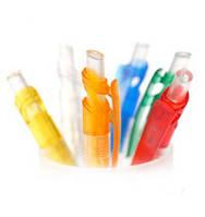 Шариковые ручки с логотипом фирмы