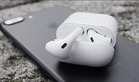 Гарнитура-наушники Apple AirPods копия