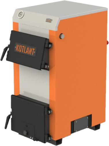 Котел отопления на твердом топливе Kotlant (Котлант) KН 18