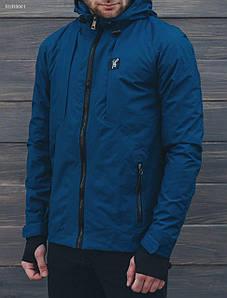 Мужская демисезонная куртка Staff Elies blue RUR0001