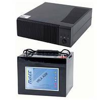 Запасной источник для котлов на твердом топливе PG 500 18 А/час