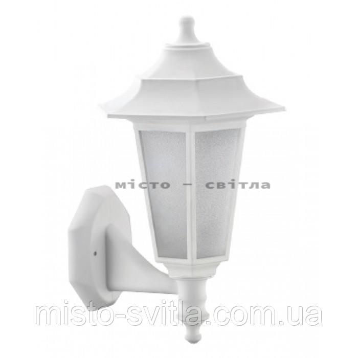 Светильник садово-парковый Begonya-2 IP44 белый Е27 настенный