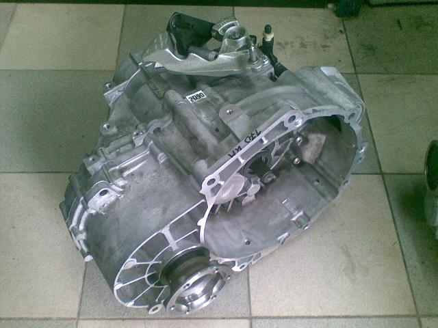 КПП/Коробка передач VW CADDY 2.0TDI NFZ