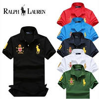 Футболка Polo Ralph Lauren Mercer М-Л