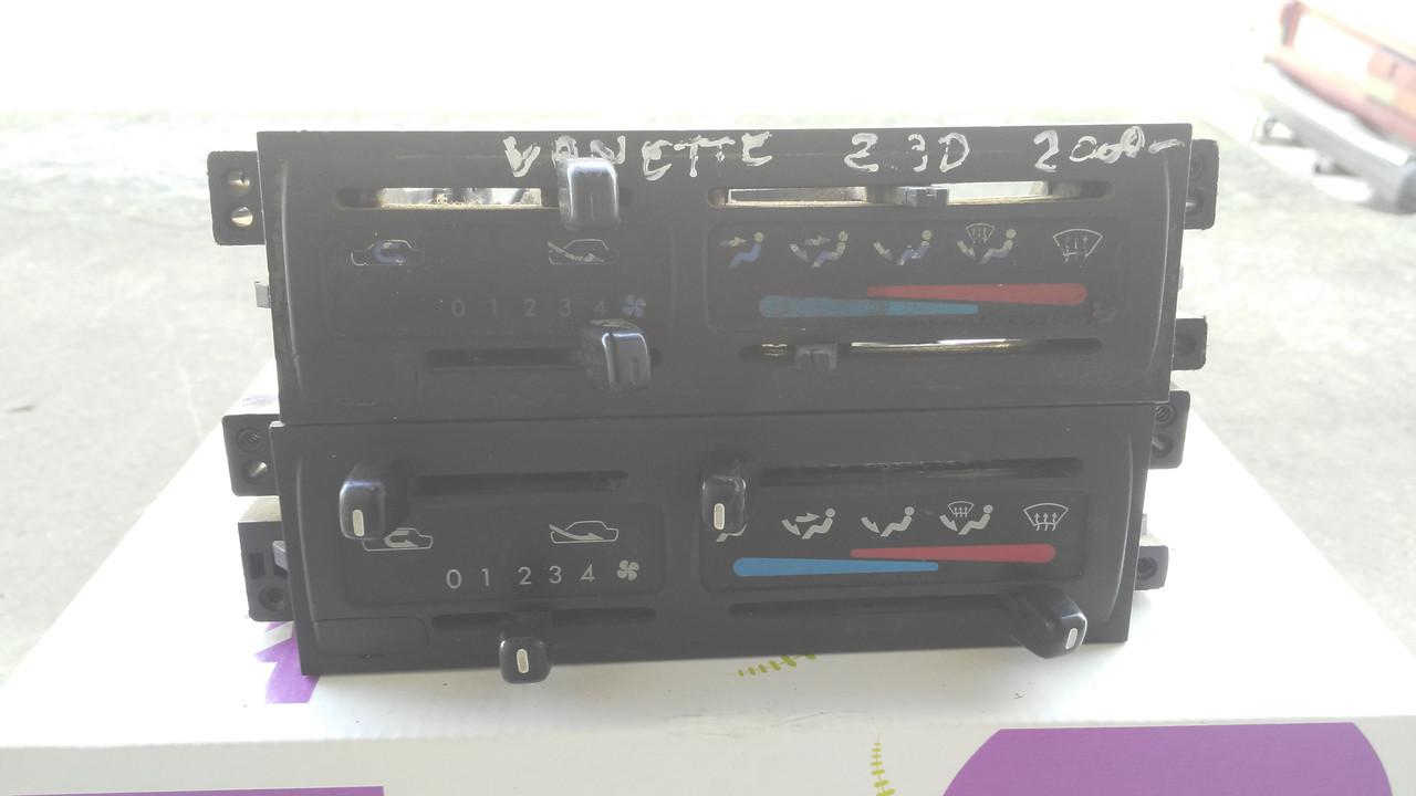 Блок управління пічкою/кліматконтролем для Nissan Vanette-Serena
