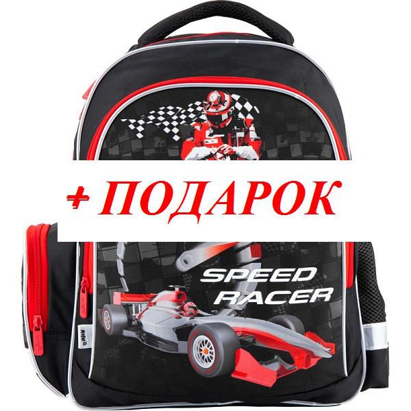 9c5a96f787d7 Рюкзак для мальчика Kite Speed racer K18-510S-1: продажа, цена в ...