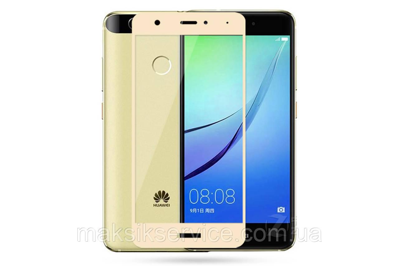 Защитное стекло на Huawei Nova