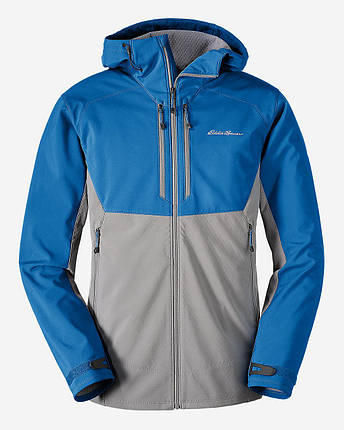 Мужская ветровка Eddie Bauer Mens Sandstone Thermal Jacket Blue, фото 2