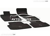 Авто коврики резиновые Audi A3 2012-..., 4 шт