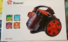 Пылесос колбовый Domotec MS-4409 (1200W)