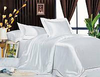 Комплект постельного белья шелковый жаккард La scala JT-20