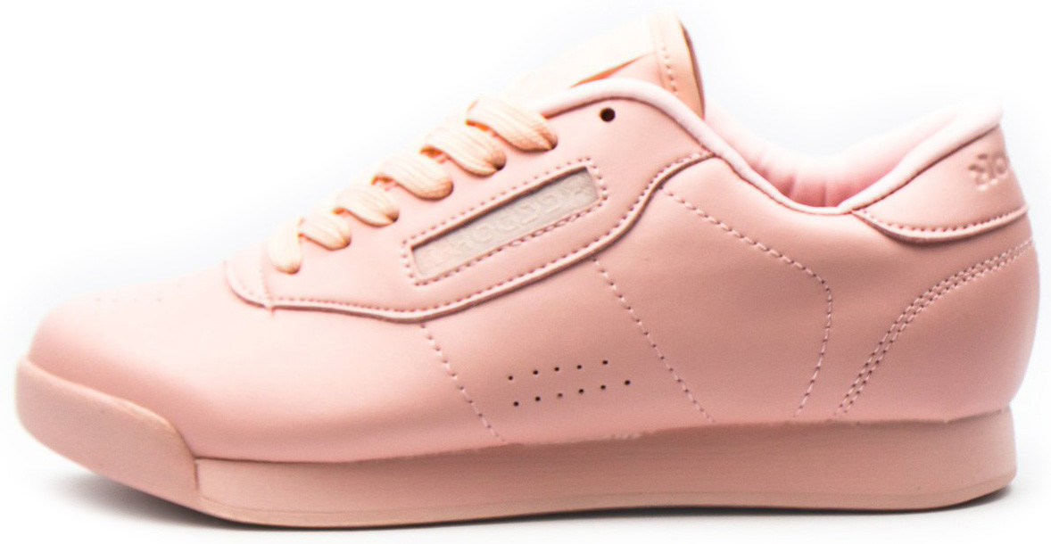 Женские кроссовки Reebok Classic Leather Pink (Рибок Класик) розовые