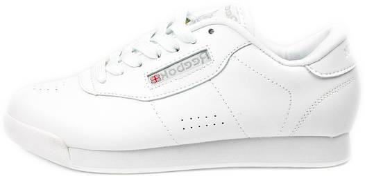 aabbb52085db Женские кроссовки Reebok Classic Leather White (Рибок Класик) белые