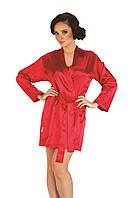 Женский халат De Lafense Classic 797