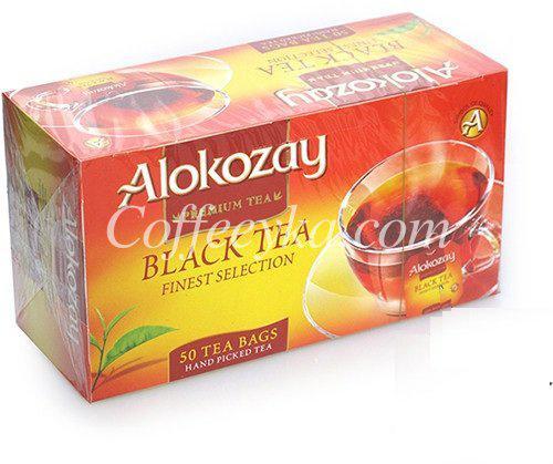 Чай черный Alokozay 50 ф/п