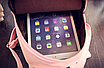 Рюкзак женский кожзам яркий с ушками Черный, фото 7