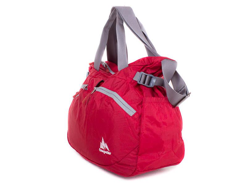 ca5c17186537 Женская спортивная сумка через плечо ONEPOLAR (ВАНПОЛАР) W5220-red -  ManWood - cтильные