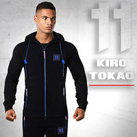 Спортивный костюм мужской Kiro Tokao - 137 черный, фото 1