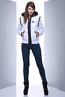 Демисезонная женская куртка-трансформер в 4х цветах SP Двойка, фото 1
