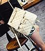 Рюкзак женский трансформер кожзам в стиле Charmy Бежевый, фото 3