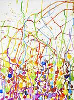 Фотообои краска на стене