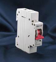 Автоматический выключатель 1р 32А