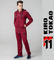 Костюм мужской спортивный Kiro Tokao - 462 красный, фото 1