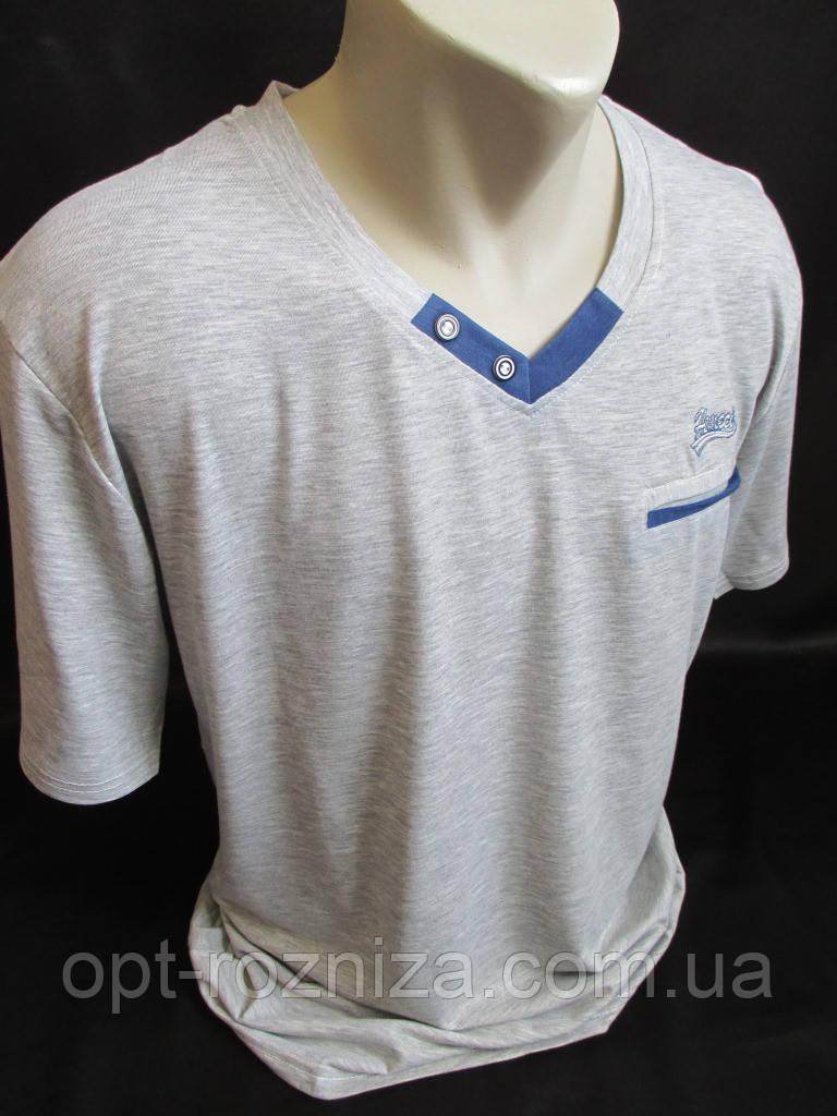 Мужские летние футболки оптом у производителя.