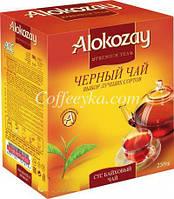 Чай чёрный Alokozay стс  гранулированный 250 г