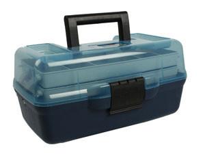 Рыболовный ящик AQUATECH 1702Т 2х-полочный