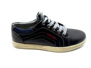 Туфлі чоловічі Stylen-Gard H 8280-6 синій