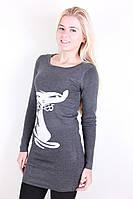 Женская туника Коты