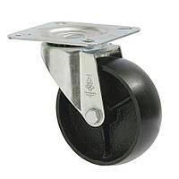 Колесо поворотное Серии 48 Norma Light с крепежной панелью ПКК Диаметр: 100мм.