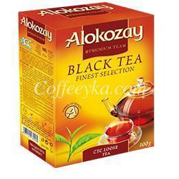 Чай чёрный Alokozay стс гранулированный 100 г