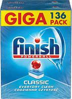 Таблетки  Finish classic Calgonit ( Финиш)  для посудомоечных машин 136 шт.