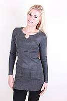 Стильная женская туника Карман, фото 1