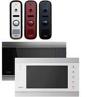 Комплект WiFi видеодомофона Arny AVD-720M+AVP-NG110 с памятью