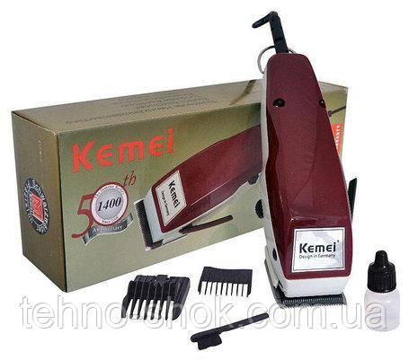Профессиональная машинка для стрижки Kemei KM-1400