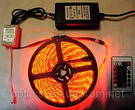 LED лента 5050 RGB, 5м