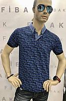 Мужская футболка ПОЛО Турция Bors , фото 1