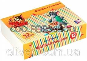 "Гуашь Cool for School ""Tom & Jerry"" 6 цветов"