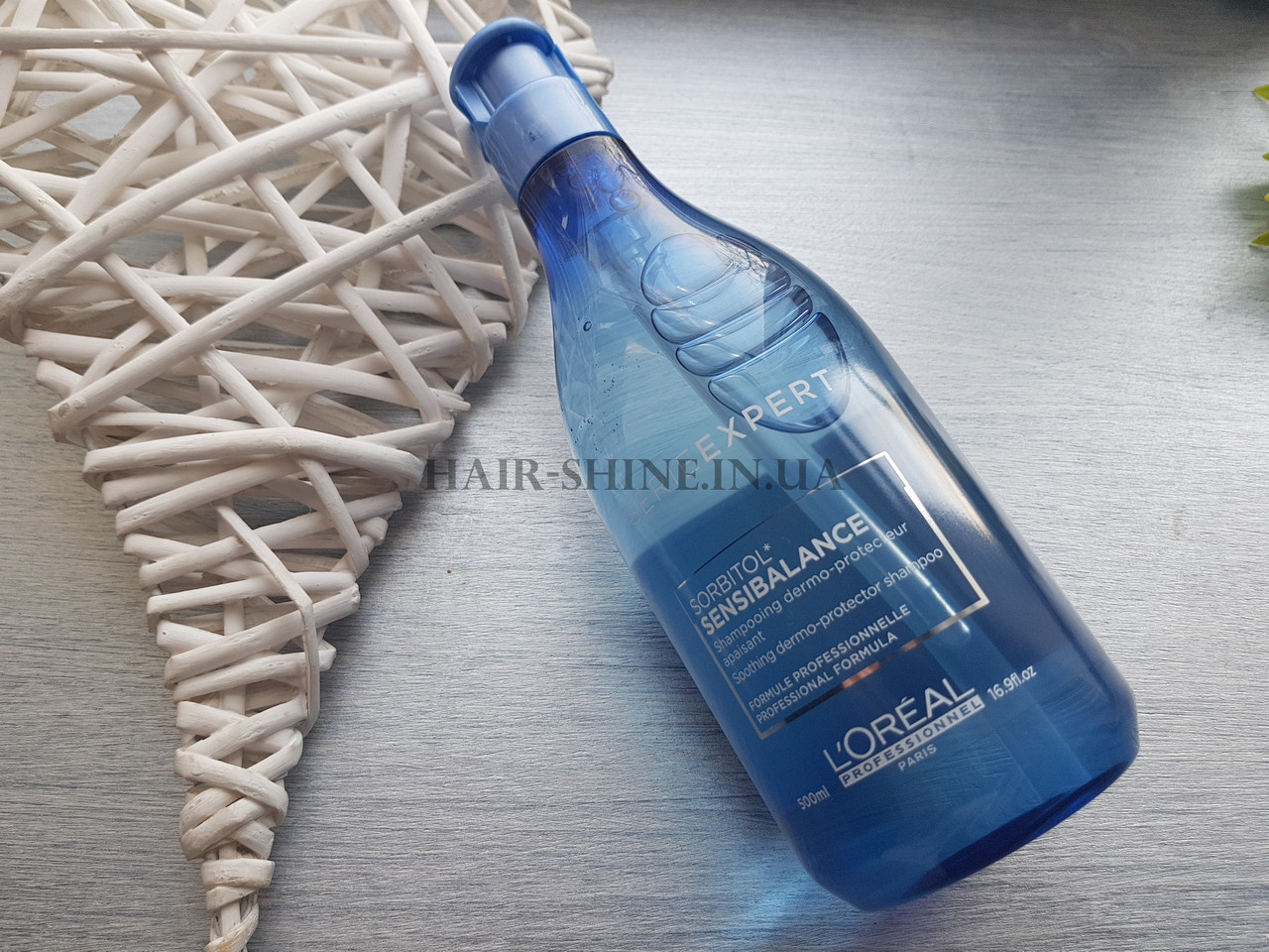 Шампунь для чувствительной кожи головы 500ml - Sensi Balance sorbitol  Shampoo