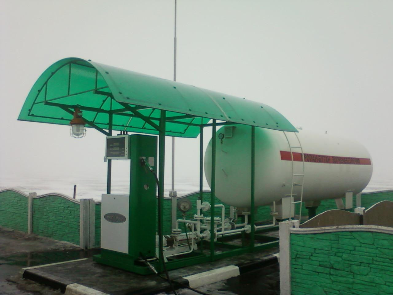 Газовая заправка 5 м3